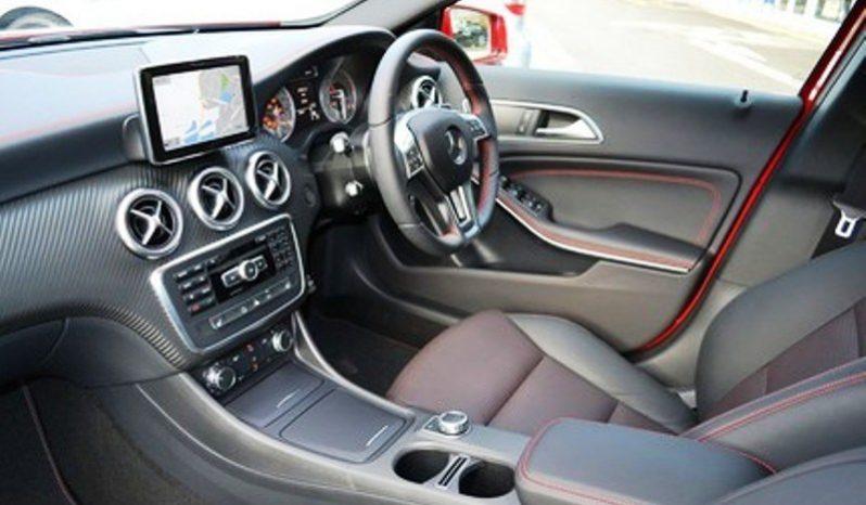 Mercedes-Benz A-Class A200 BlueEFFICIENCY Style (A) full