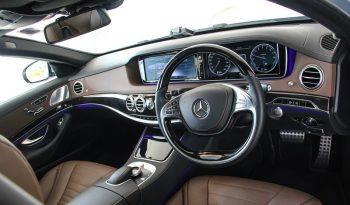 Mercedes-Benz S-Class S400L Hybrid (A) full