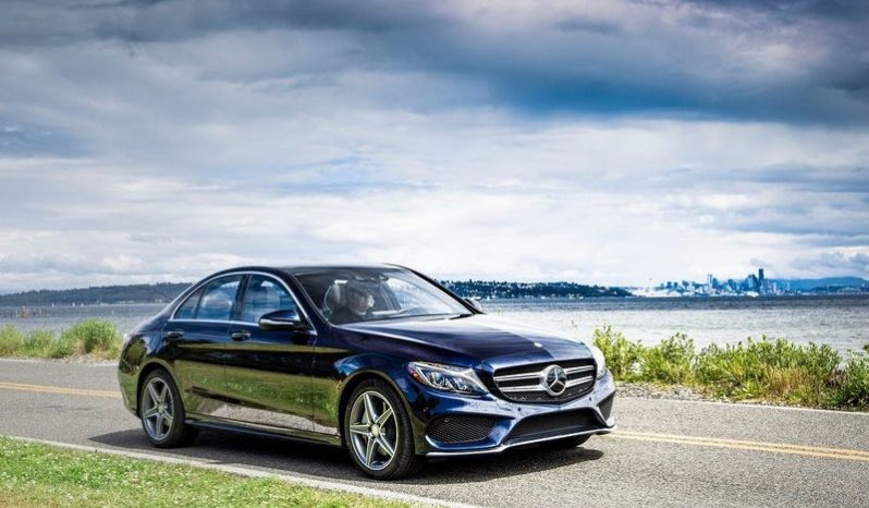 Mercedes-Benz AMG C180 Line (A) full