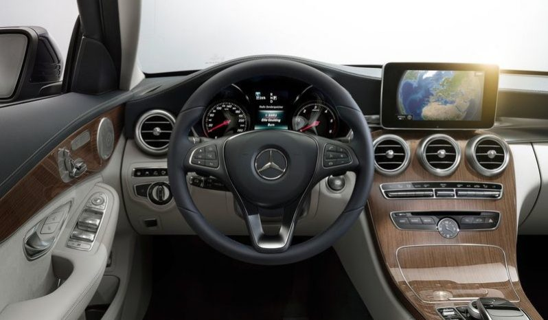 Mercedes-Benz C-Class C180 Avantgarde (A) full