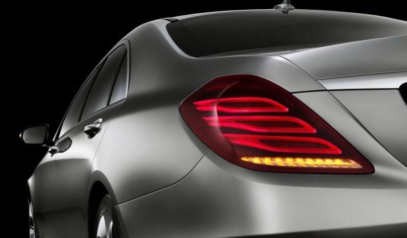 Mercedes-Benz S-Class S500L (A) full