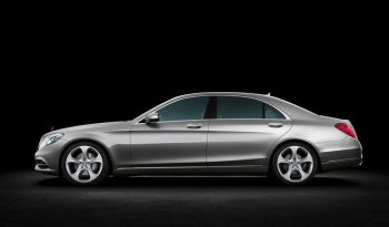 Mercedes-Benz S-Class S350 d BlueTEC (A) full