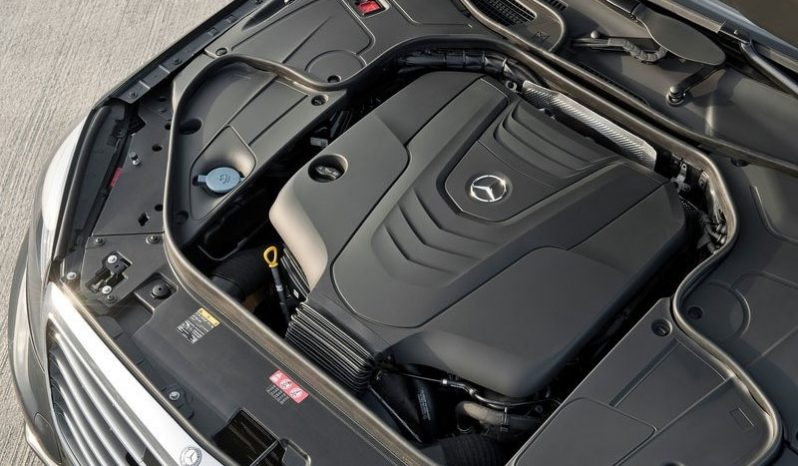 Mercedes-Benz S-Class S500 Cabriolet (A) full