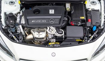Mercedes-Benz AMG Shooting Brake CLA 45 4Matic (A) full