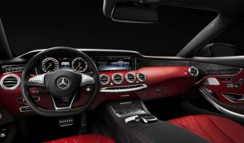 Mercedes-Benz S-Class S500 Coupe (A) full