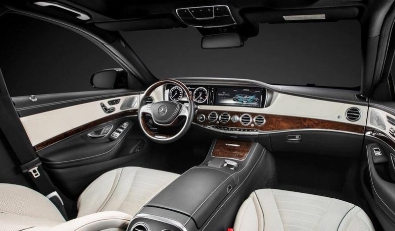 Mercedes-Benz S-Class S320 (A) full