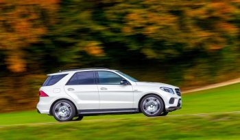Mercedes-Benz GLE 450 AMG 4Matic Coupe (A) full
