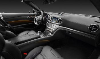 Mercedes-Benz SL-Class AMG SL63 (A) full