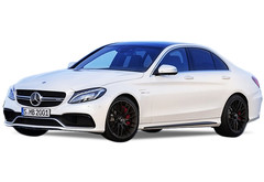 Mercedes-Benz AMG C63 full