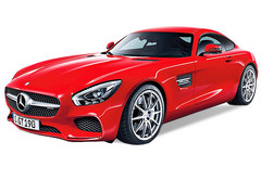 Mercedes-Benz AMG GT 4.0 (A) full