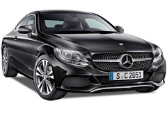 Mercedes-Benz C-Class Coupe C300 (A) full