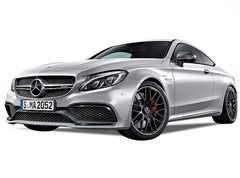 Mercedes-Benz C-Class Coupe C 63 S AMG (A) full