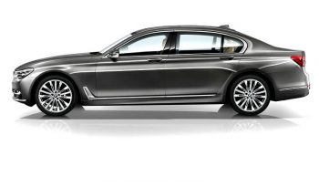 BMW 7 Series 740Li Pure Excellence Design (A) full