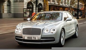Bentley Flying Spur W12 (A) full