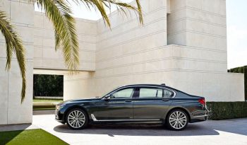 BMW 7 Series 750i Design Pure Excellence (A) full