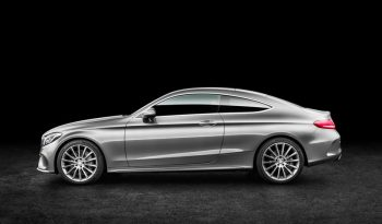 Mercedes-Benz C-Class Coupe C200 (A) full
