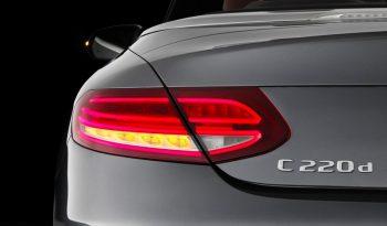 Mercedes-Benz C-Class Cabriolet C180 (A) full