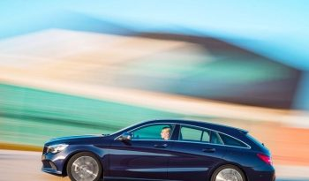 Mercedes-Benz CLA Shooting Brake 200 (A) full
