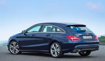 Mercedes-Benz CLA Shooting Brake 180 (A) full