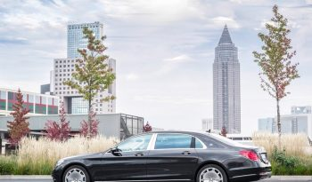 Mercedes-Benz S-Class Maybach S500 (A) full