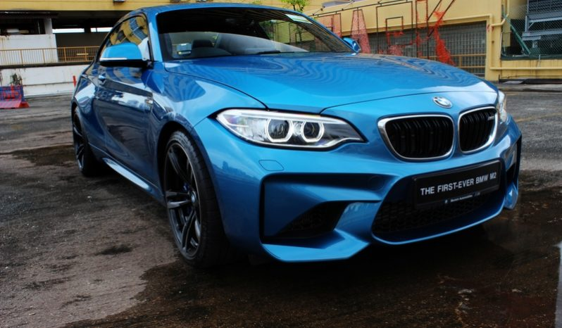 BMW M Series M2 Coupe full