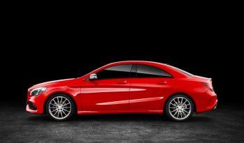 Mercedes-Benz CLA 180 (A) full