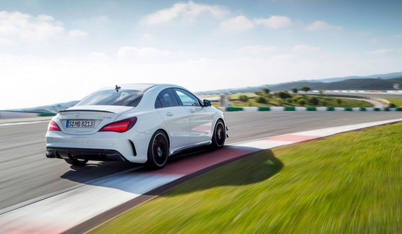 Mercedes-Benz CLA 45 AMG 4Matic (A) full